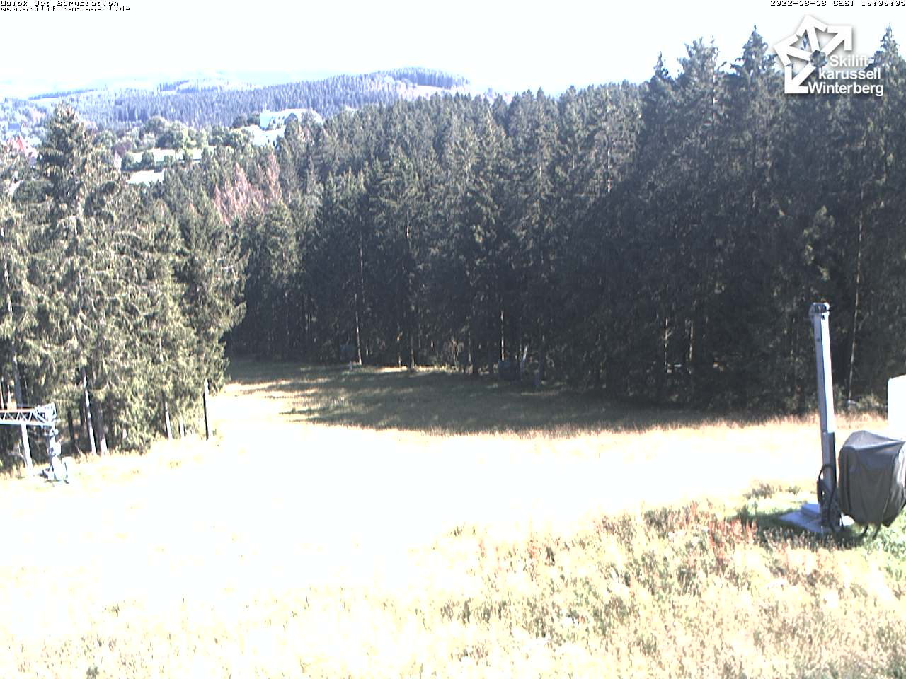 Skiliftkarussell Winterberg - Webcam 4