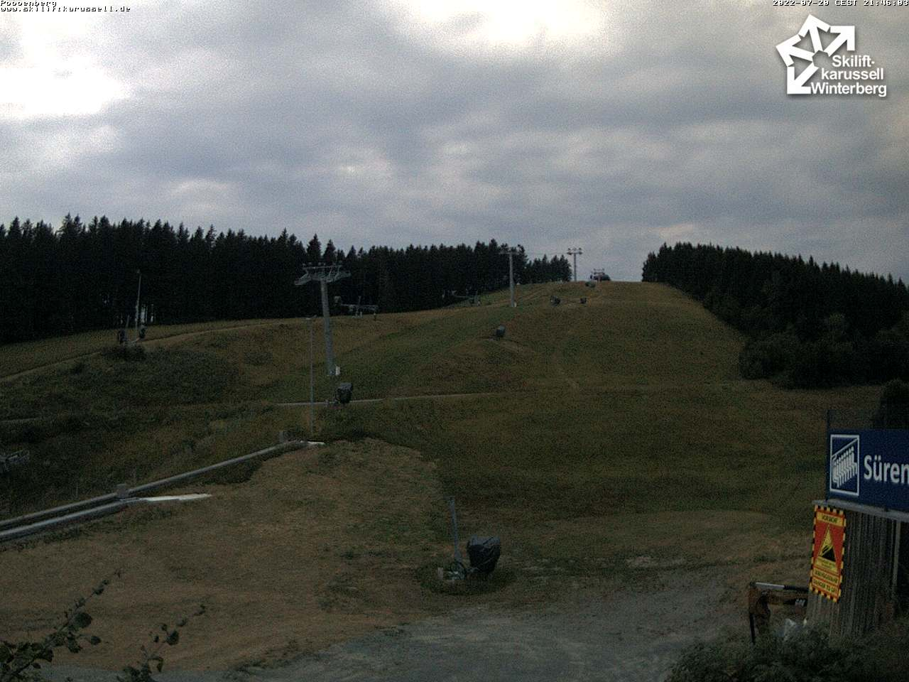 Skiliftkarussell Winterberg - Webcam 5