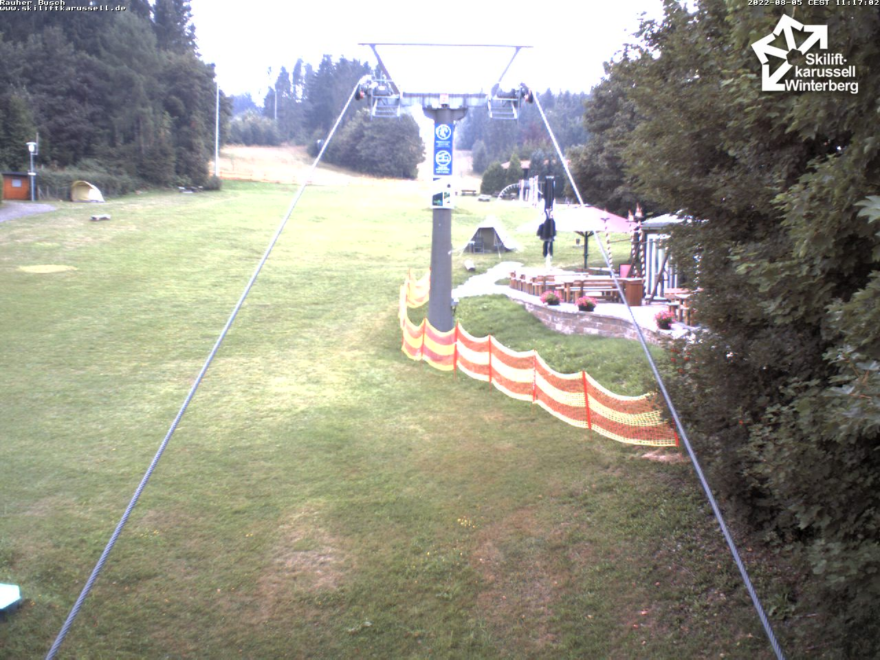 Skiliftkarussell Winterberg - Webcam 3