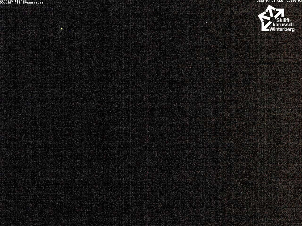 Skiliftkarussell Winterberg - Webcam 12